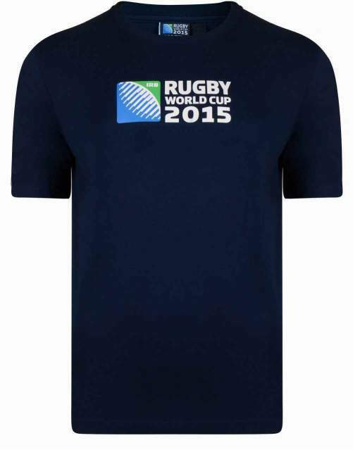 Maglietta Official T-Shirt RWC Rugby World Cup 2015 Taglia L