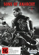 Serie TV Sons of Anarchy - 7 Stagioni Complete