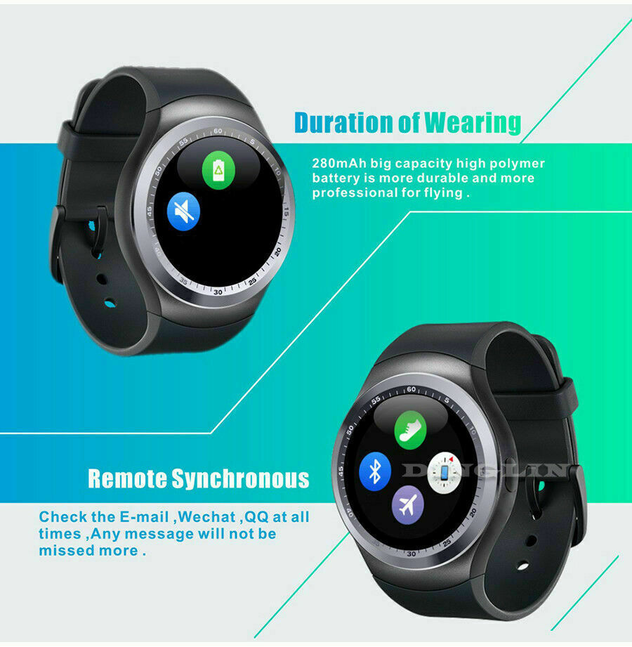 Smart Watch Phone per iPhone Android 4