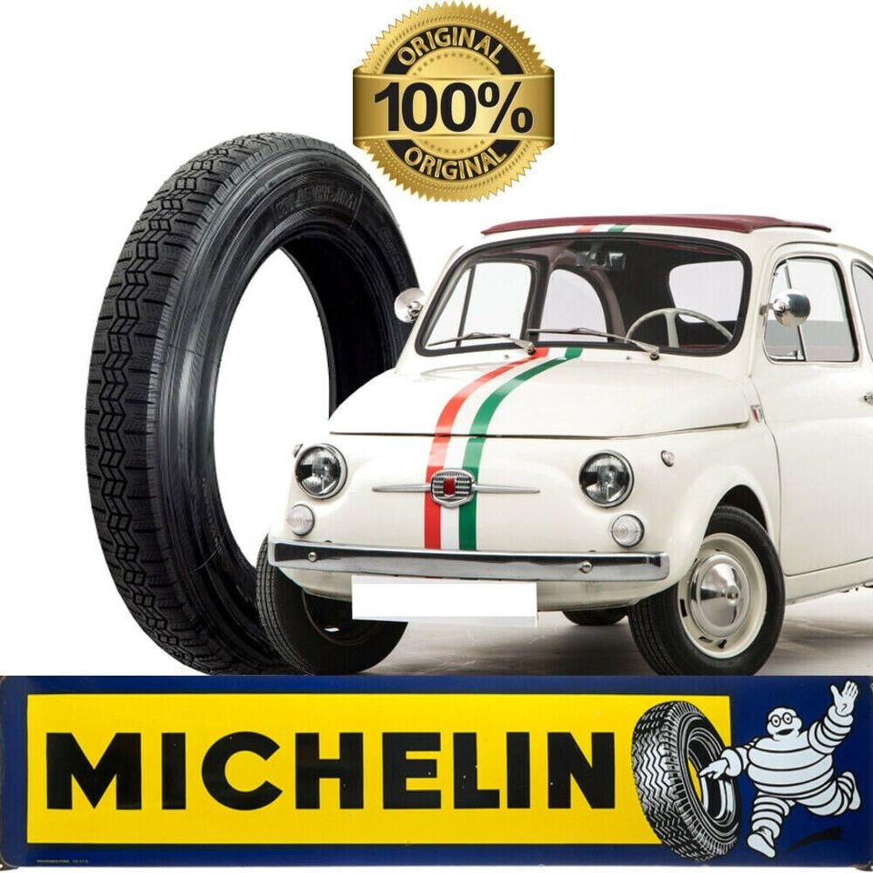 Gomme 125 R 12 Michelin X