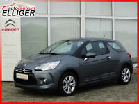 Citroën DS3 VTi 95 Chic » KLIMAANLAGE · MP3 · LED «