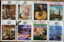 AD Architectural Digest rivista e supplemento