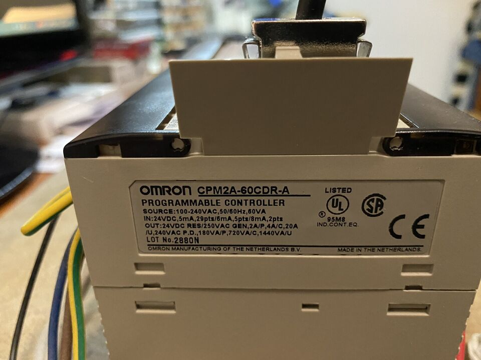 Omron CPM2A 2