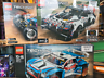 Set Lego Technic, 69? ciascuno