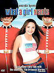 What a Girl Wants (DVD, 2003, Full Frame...