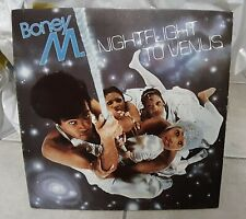 Boney M. ‎– Nightflight To Venus vinile 180g