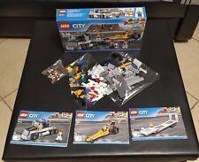 LEGO City 60151 Trasportatore di Dragster