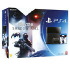 Sony PlayStation 4 (Latest Model)- Killzone Shadow Fall Bundle 500 GB Jet Black Console
