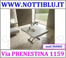 Tavolini Trasformabili Roma _ Tavolino Estensibile DIARIO / A11