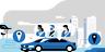 Autista per spostamenti in città. Servizio taxi privato