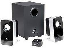 Altoparlanti casse audio logitech LS21 pc/cell