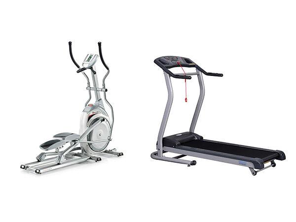 dmt trainer elliptical x2