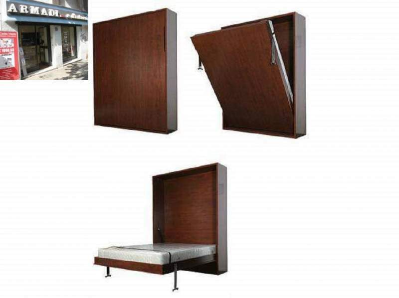 Letto a scomparsa matrimoniale vertical_murphy_bed