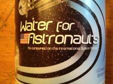 "Bottiglia ISS ""Water for Astronauts"" Astronauti NASA, acqua SMAT"
