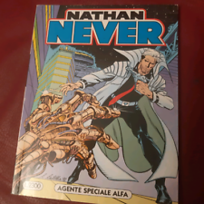 NATHAN NEVER 1-65 collana origjnale