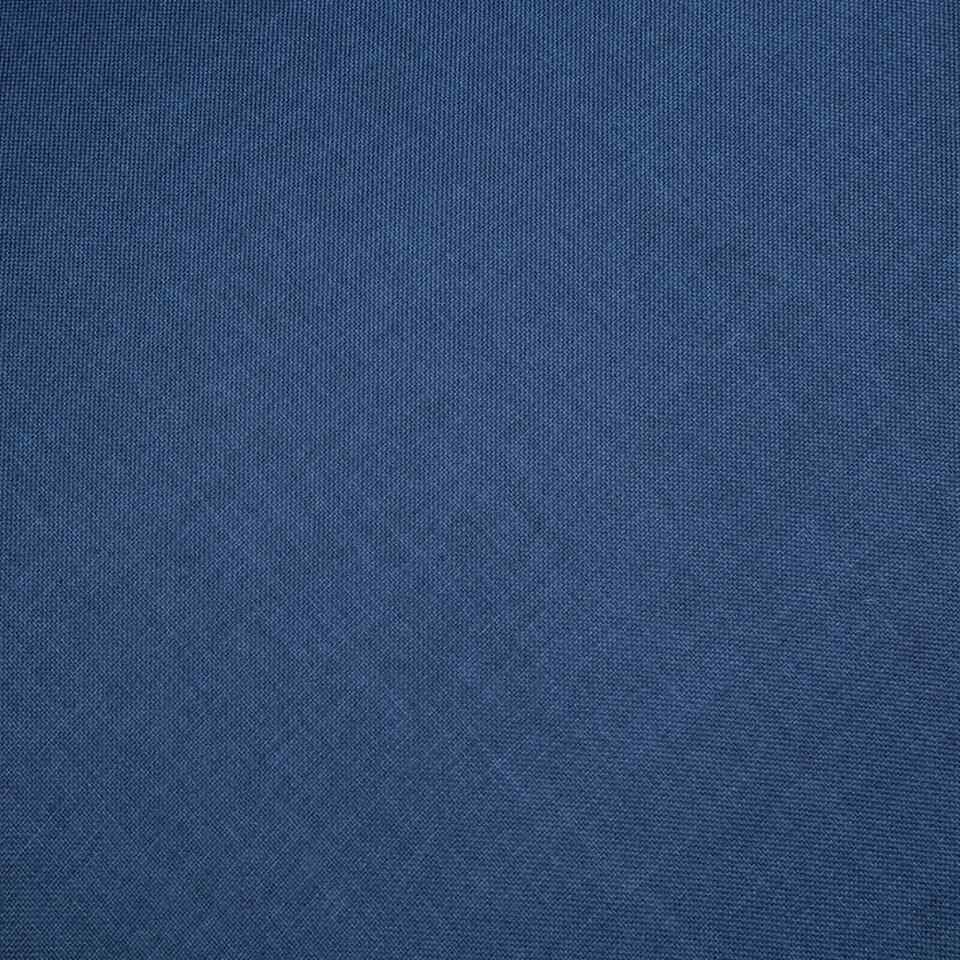 Divano a 3 Posti in Tessuto Blu 3