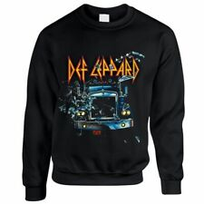 NULL Def Leppard - On through the night Felpa
