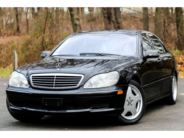 2001 mercedes benz s55 amg low miles loaded v8 navigation for 2001 mercedes benz s55 amg