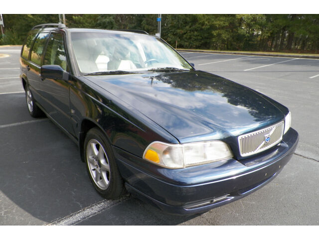 1999 Volvo V70 Wagon Southern Owned Leather Seats Cruise Control No Reserve Only Used Volvo