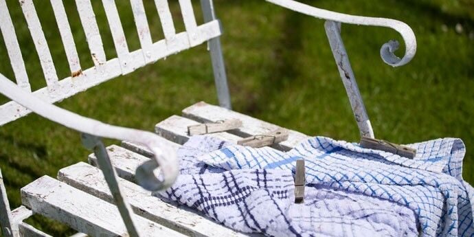 Spielbogen Holz Oder Plastik ~ Im Frühjahr müssen Gartenmöbel wieder in Schuss gebracht warden