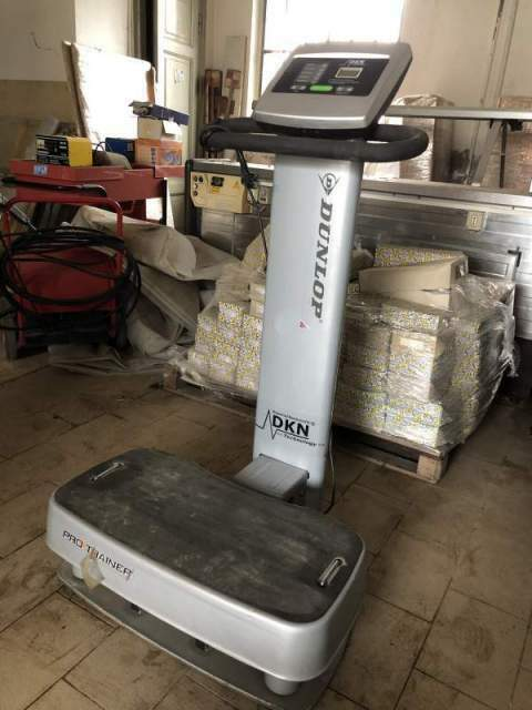 Pedana Vibrante Dkn Technology Pro Trainer 3