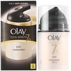 Olay Face Anti-Aging Creams with Sun Protection