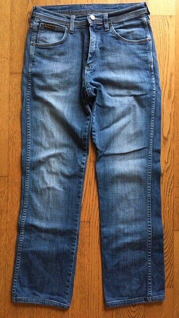 Jeans Wrangler pantaloni denim uomo vintage anni 90 vtg 90s 4