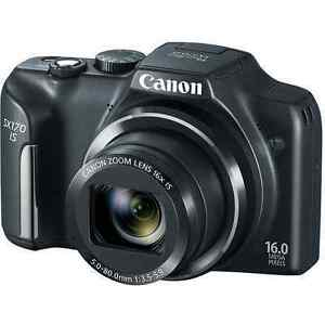 Canon PowerShot SX170 IS 16.0 MP Digital...
