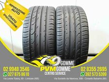 Gomme usate 275 40 22 michelin 15187