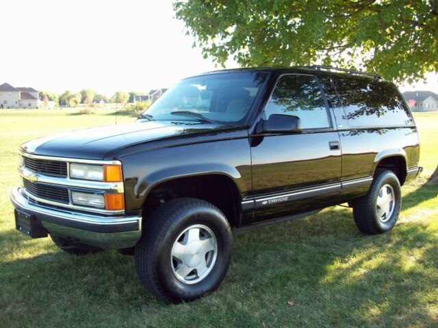 1999 2 Door Tahoe For Sale Craigslist | Autos Weblog