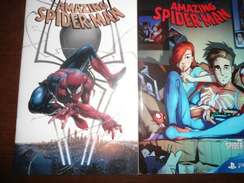 Fumetti spider-man variant cover