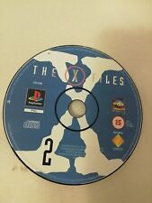 The x files game gioco solo cd 2 ps one ps 1