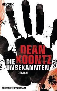 Die-Unbekannten-von-Dean-Koontz-2011-Taschenbuch