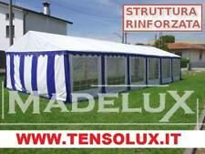 TENDONE GAZEBO box auto giardino eventi catering fiere bar
