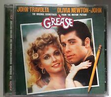 CD Grease Soundtrack