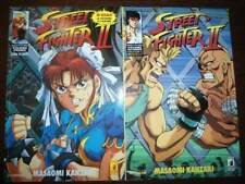 Manga street fighter II completo