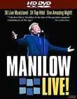 Manilow Live! (HD-DVD, 2006)