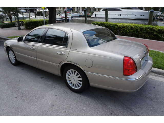 51K Miles Leather Heated Seats Florida Car Signature Edition Lincoln Town Car