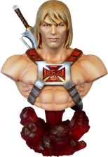 HE MAN - busto resina 1/4 Masters of the universe