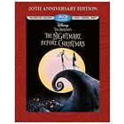 The Nightmare Before Christmas 3D DVDs