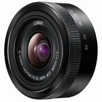 Panasonic Lumix G Vario 12-32 mm F/3.5-5.6 ED Mega O.I.S Aspherical Lens (Black)