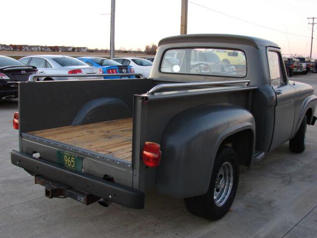Pictures Of A 1978 Ford Short Bed Stepside | Autos Weblog