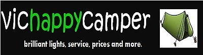 VICHAPPYCAMPER LED LIGHTS