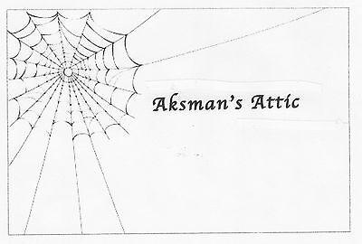 Aksman's Attic