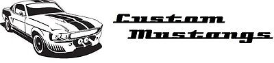 CustomMustangsdotcomdotau