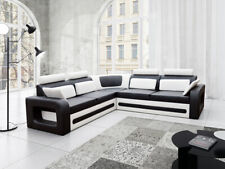 Fantastico e raffinato divano angolare letto glasgow