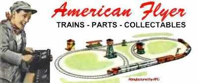 AMERICAN FLYER TRAINS PARTS