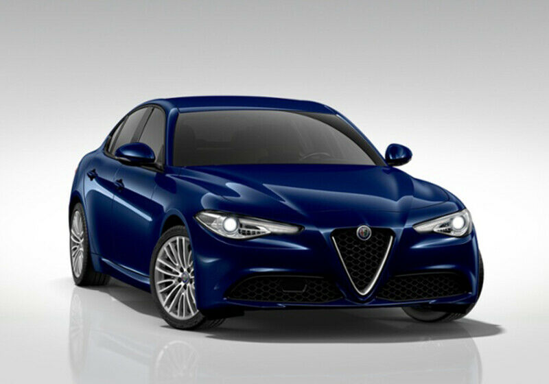 Alfa Romeo Giulia 2.2 AT8 Super