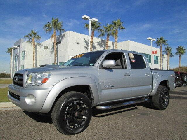 Autonation North Phoenix >> Toyota : Tacoma TRD SPORT 06 SR5 PRERUNNER SILVER
