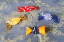 Caramelle miniatura vetro doll glass candy set